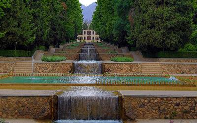 بررسی اجمالی نقش آب در معماری ایرانی